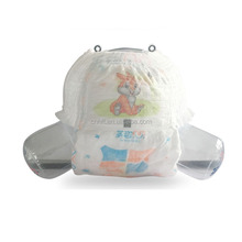 Leak Guard Dry Surface Wholesale Baby Diapers Pants