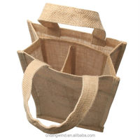 promotional wine shopping bag