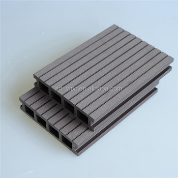 plasticity weather resistant anti-UV wpc decking