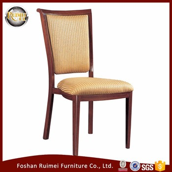 High Quality Cheap Imitated Wood Design Dining Chair