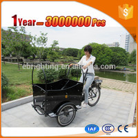 high quality gas motor tricycle with CE certificate