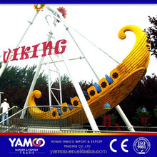 Top fun small boat amusement rides pirate ship/ viking boat for sale