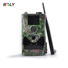 Waterproof MMS GPRS 2-way GSM black IR wireless night vision hidden hunting camera SG880MK-14mHD