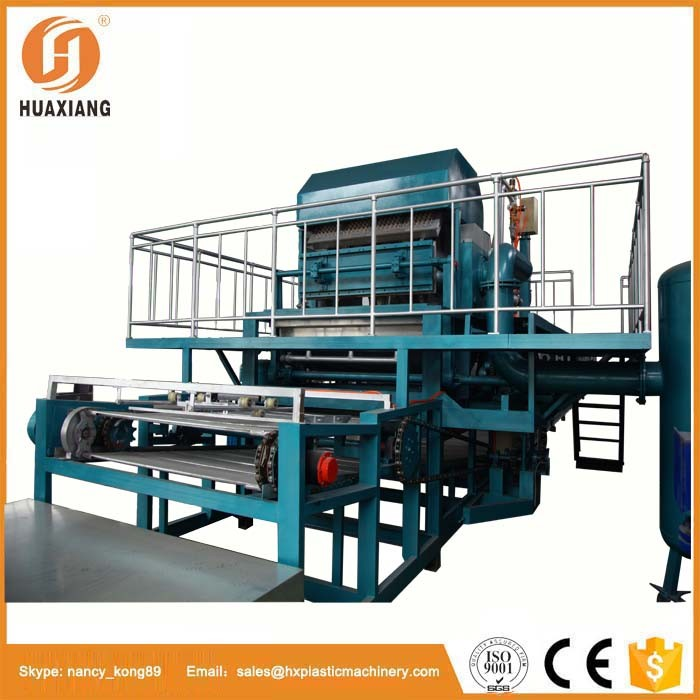 Ensure price india pulp egg tray moulding machine