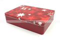 Rectangular Metal Gift Packaging Tin Box