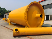 New Designed and Good After Sale Service Waste Tire Pyrolysis Equipment With CE