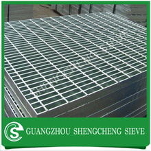 Outdoor platform drainage hot dipped galvanized steps