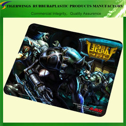 2015 high quality mouse pad factory/personalized mouse pad/laptop computer case