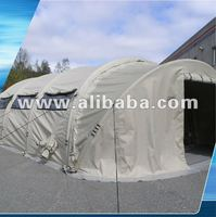 RAPID MILITARY TENT INFLATABLE 40 PERSONS
