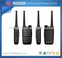 Trade Assurance UHF VHFdual band long range powerful professional walkie talkie or two way radio 5-10km with factory price