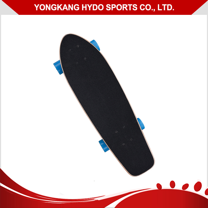Unisex New Design Best Selling Mini Cruiser Fish Skateboard
