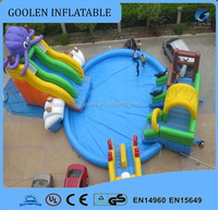 Inflatable Swimming Pool/Inflatable Water Park /Water Park Slide