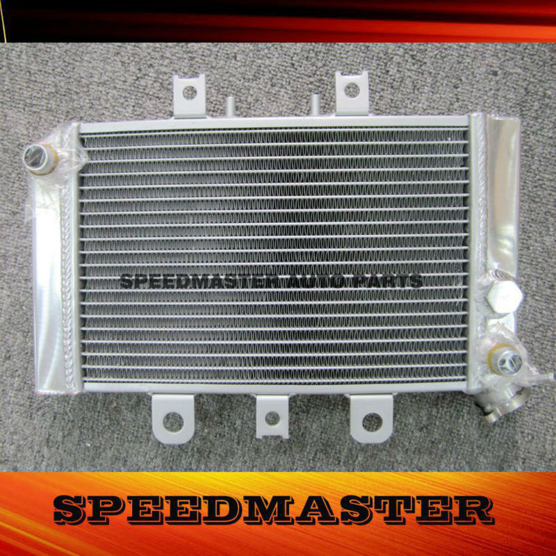 All aluminum ATV radiator for Polaris Predator 500 radiator 2003-2007