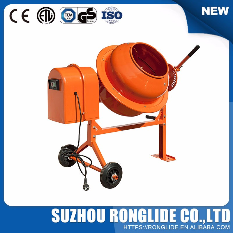 High Quality Factory Cement Concrete Mixer Machine Price In India