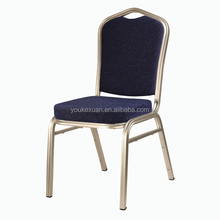 Cheap stacking upholstered hotel banquet chairs green banquet chairs