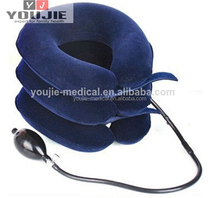 air cervical traction kit set collar inflatable neck traction collar