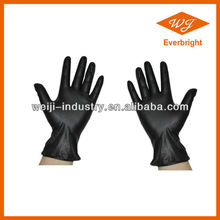 Powder Free Nitrile Supported Gloves CE FDA AQL 1.5