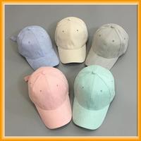 Korean light suede pure bending hat men and women sports Baseball Cap Hat hip-hop lovers peaked cap