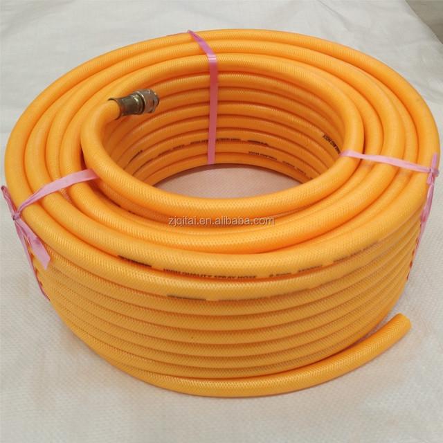 High Quality No Smelling Korea Spray Hose / Ponaflex / Vital PVC High Pressure Hose