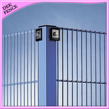 anti-climb/358 high security pratical welded wire mesh fence for prison