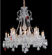crystal chandelier pendant light