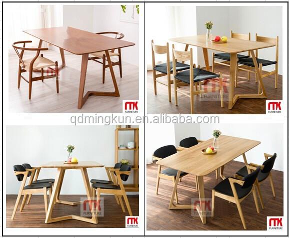 Stile nordico in legno mobili sala da pranzo con tavolo e - Mobili stile nordico ...