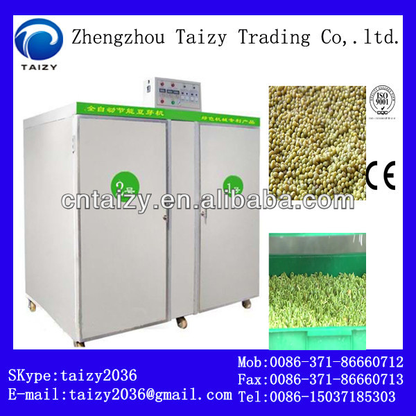Mung bean sprout machine | mung bean sprout growing machine | mung bean sprouter