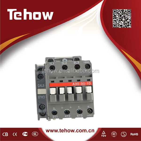 tehow 2510 of multi pole 25 Amp 230V 100A Modular AC contactor