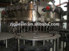 Carbonated Beverage filling machine / Complete Carbonated Soft Drink Production Line