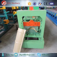 made in China cold rolled roof ridge cap strong and durable roll forming machine hot sale for new year