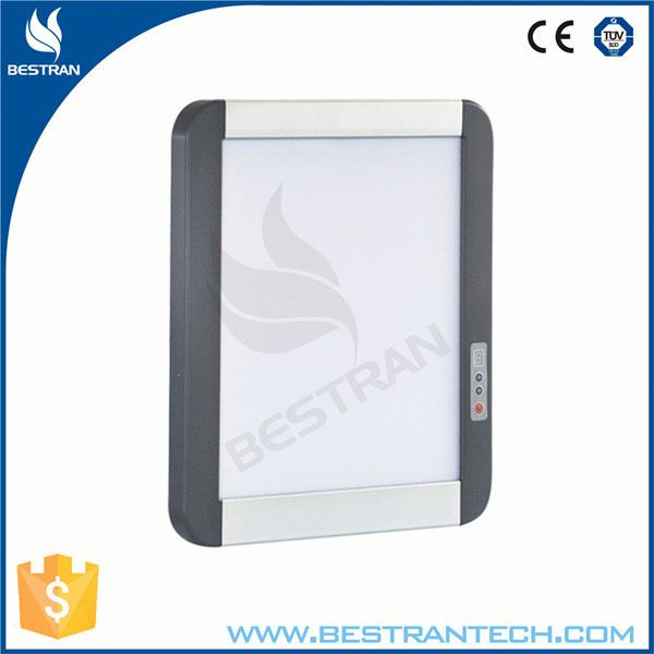 China BT-VLED1T hospital high brightness X-ray film illuminator, LED White light X-ray film viewer