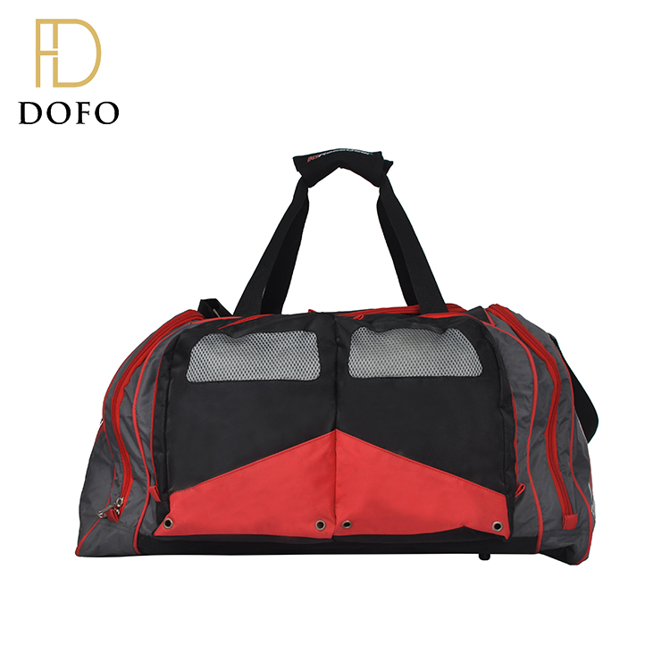 OEM hot sale customized big size pvc waterproof durable garment duffel bag