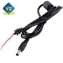 Notebook Power Supply Cable 1.2m DC Jack Cord For Toshiba Power Charger Adapter DC5.5X2.5