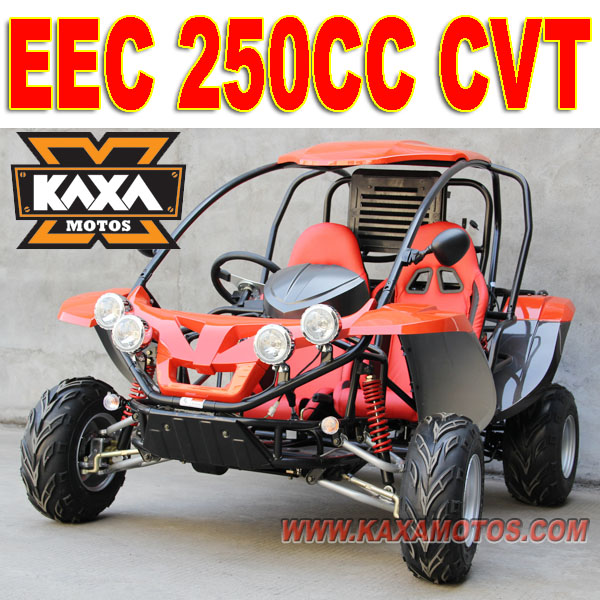 EEC 250cc automatic dune buggy