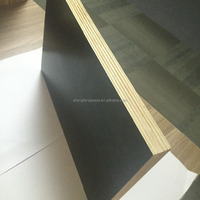 Plywood Made By Poplar Film Faced