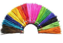 Moda colorida <span class=keywords><strong>al</strong></span> <span class=keywords><strong>por</strong></span> <span class=keywords><strong>mayor</strong></span> teñido pheasant feathers