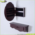 Bedroom furniture wall mounted dressing table space saving furniture with mirror jewelry cabinet