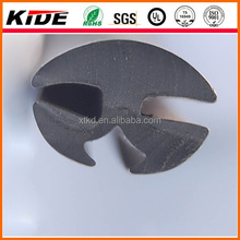 High quality epdm boat window rubber seal strip