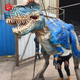 Wholesale cheap price realistic dinosaur costume puppet