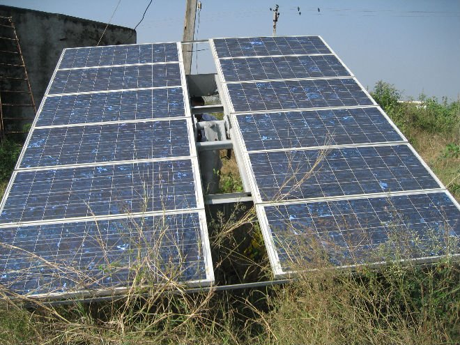 solar pv module for power project