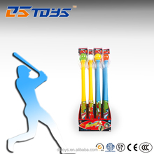 Shantou kid sport toy lightwheigh plastic baseball bat small size