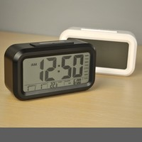 New design digital talking alarm clock for blind with weather station