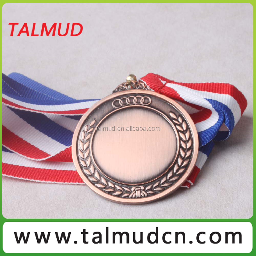 Top level Metal gifts supplier custom medal blanks
