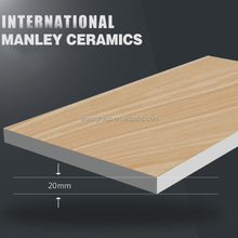 New sandstone series porcelain ceramic Tiles for floor with 20mm thickness