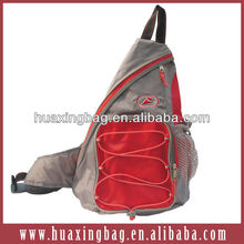 2012 new design triangle shaped backpacks
