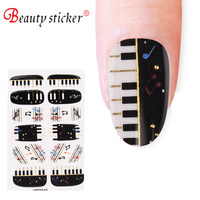 2014 Artificial Fingernails Nail tips/fashion nail art accessories foil nail decals
