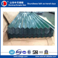 astm Pre-painted corrugated roof sheet 1050mm