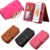 Most Luxury Multifuntional Wallet Phone Case Cover with Mirror and 11 Card Slots For iPhone 6 6s
