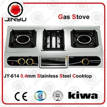 sales hot 2 burner kitchen appliance gas stoves with grill