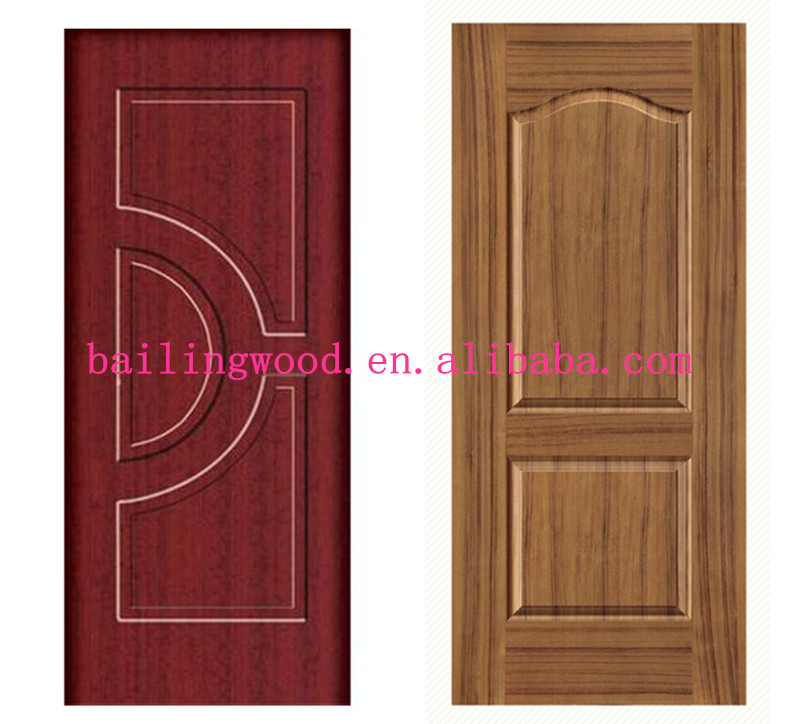 2 panel sapele molded door skin mahogany buy door skin for Mahogany door skin